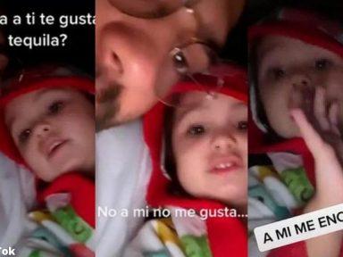 'Marina, ¿a ti te gusta el tequila?', la historia detrás del video viral de TikTok