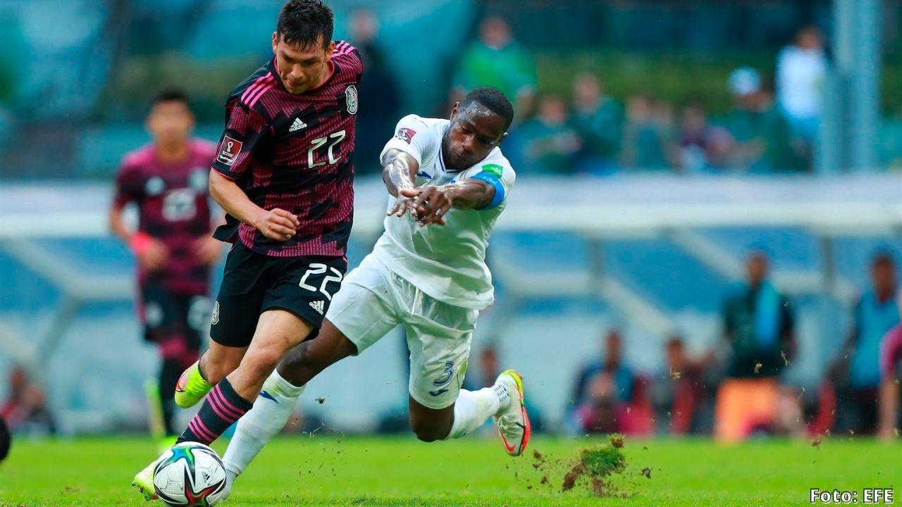 Honduras sufrió demás ante México que se mostró imponente en un Estadio Azteca que acuerpó al Tri. Mira la crónica del partido