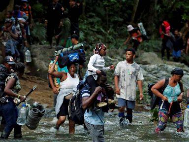 Niños cruzando la selva del Darién: Unicef denuncia problemática que involucra a más de 19 mil menores migrantes