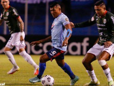 ¡Vuelo azul! Motagua saca renta de Marathón y pone un paso en la semifinal de la Liga Concacaf