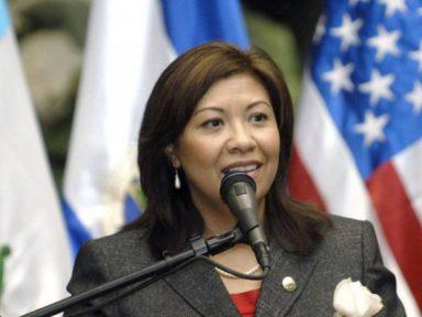 Norma Torres asegura que hay presión al Senado para nombrar embajador de Estados Unidos en Honduras