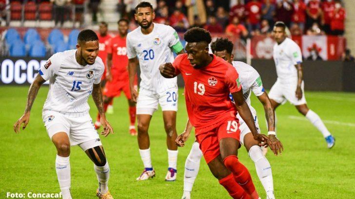 Canadá golea de remontada a Panamá y escala al tercer lugar