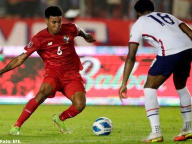 Panamá derrota a Estados Unidos y rompe una mala racha en eliminatorias