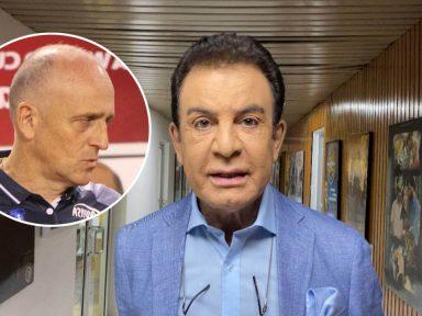 ¿Debe continuar Fabián Coito al mando de La H? Salvador Nasralla envía contundente mensaje