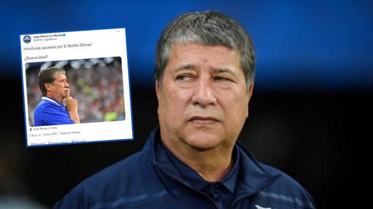 'El bombero'; así reaccionó la prensa internacional a la llegada de Bolillo Gómez a la Selección de Honduras
