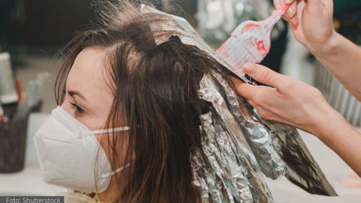 Pacientes recuperados de covid ¿Podrían desarrollar alergia a algunos tintes para el cabello?