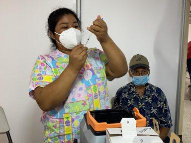 En estos centros se vacunará contra el covid-19 en el Distrito Central del 11 al 16 de octubre