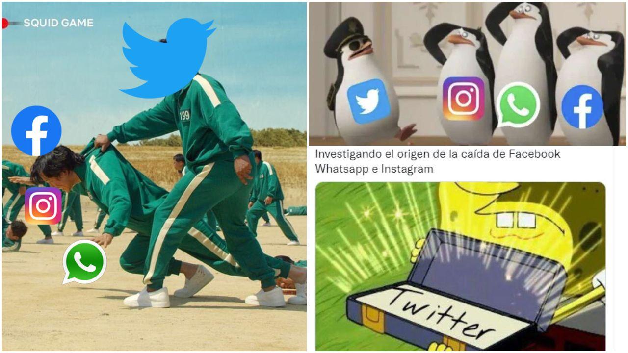 Hasta el momento no han dado explicación sobre la caída de Facebook, WhatsApp e Instagram, sin embargo, los memes han inundado las redes sociales