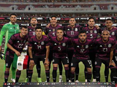 México se mide ante Ecuador en amistoso previo a eliminatorias de noviembre