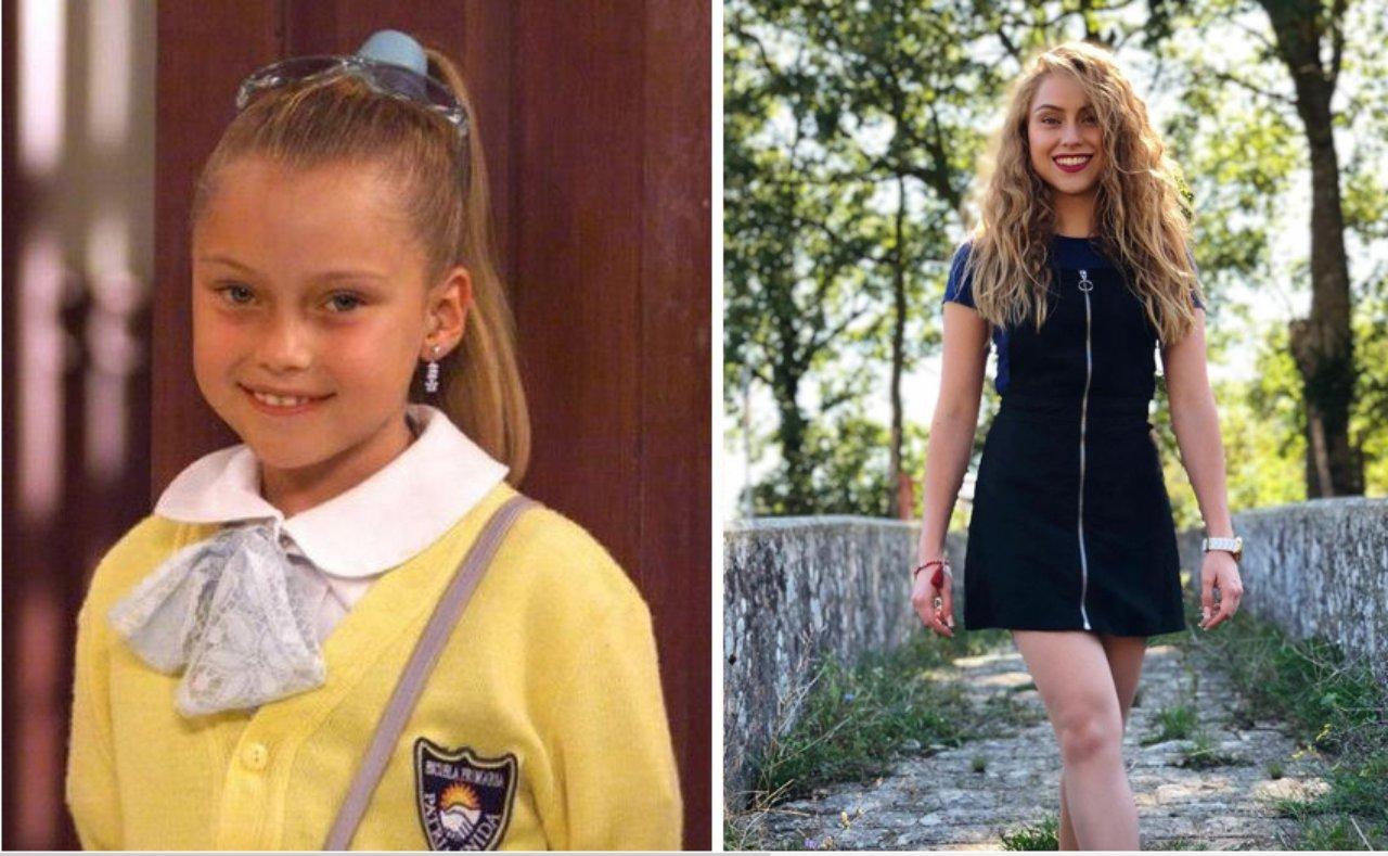 Así luce Simoneta, 18 años después de la telenovela ¡Vivan los niños!
