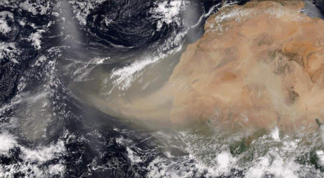 Honduras será afectada de nuevo por el polvo de Sahara en las próximas horas