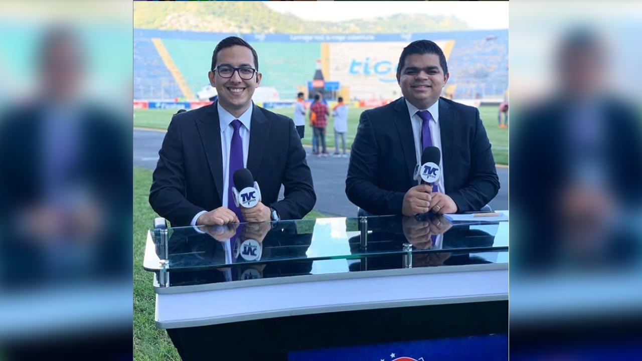 ¿Cómo sigue Rely Maradiaga? Su compañero Ángel Hernández de Deportes TVC lo revela