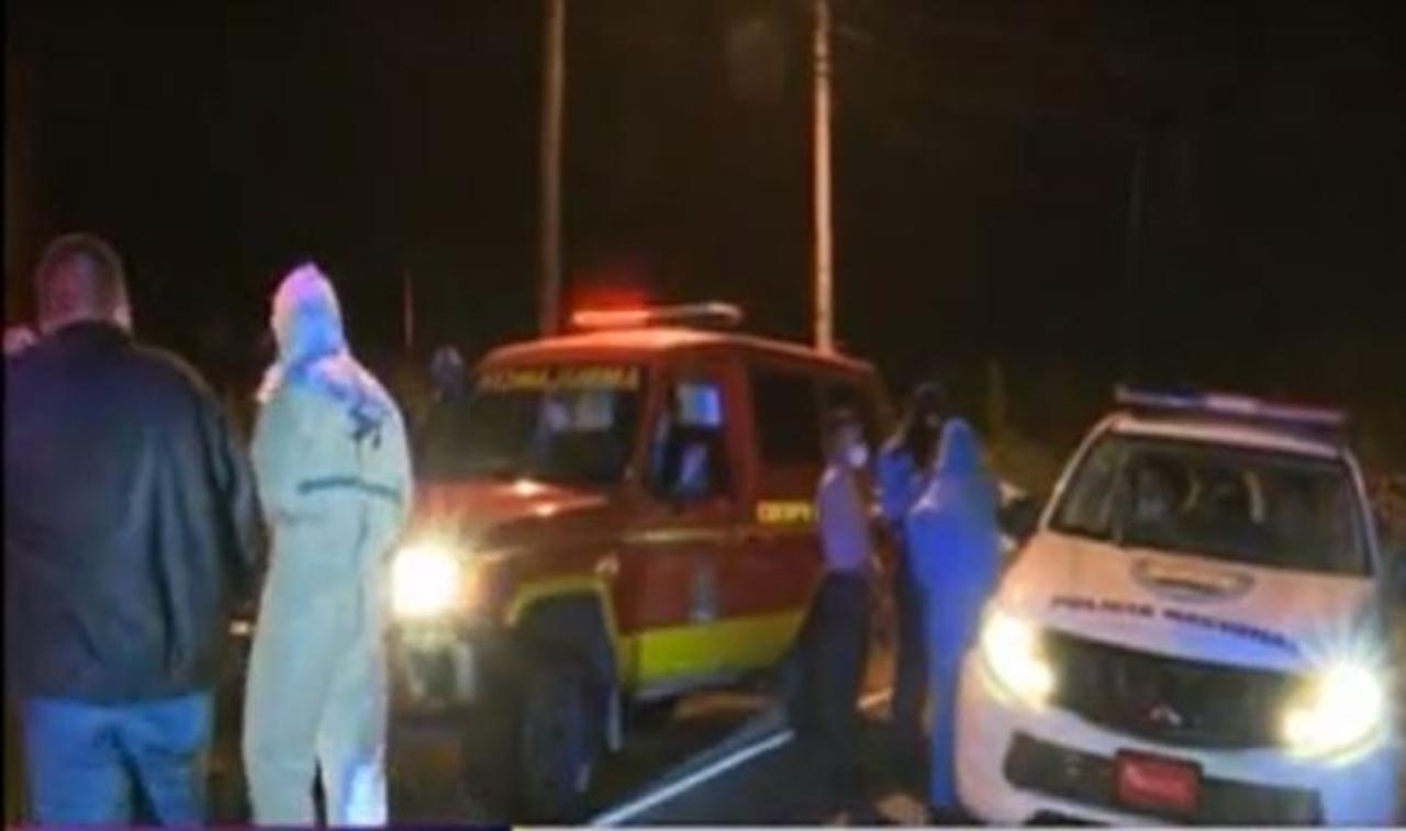 Un muerto y varios detenidos deja incumplimiento al 'toque de queda' en la capital hondureña