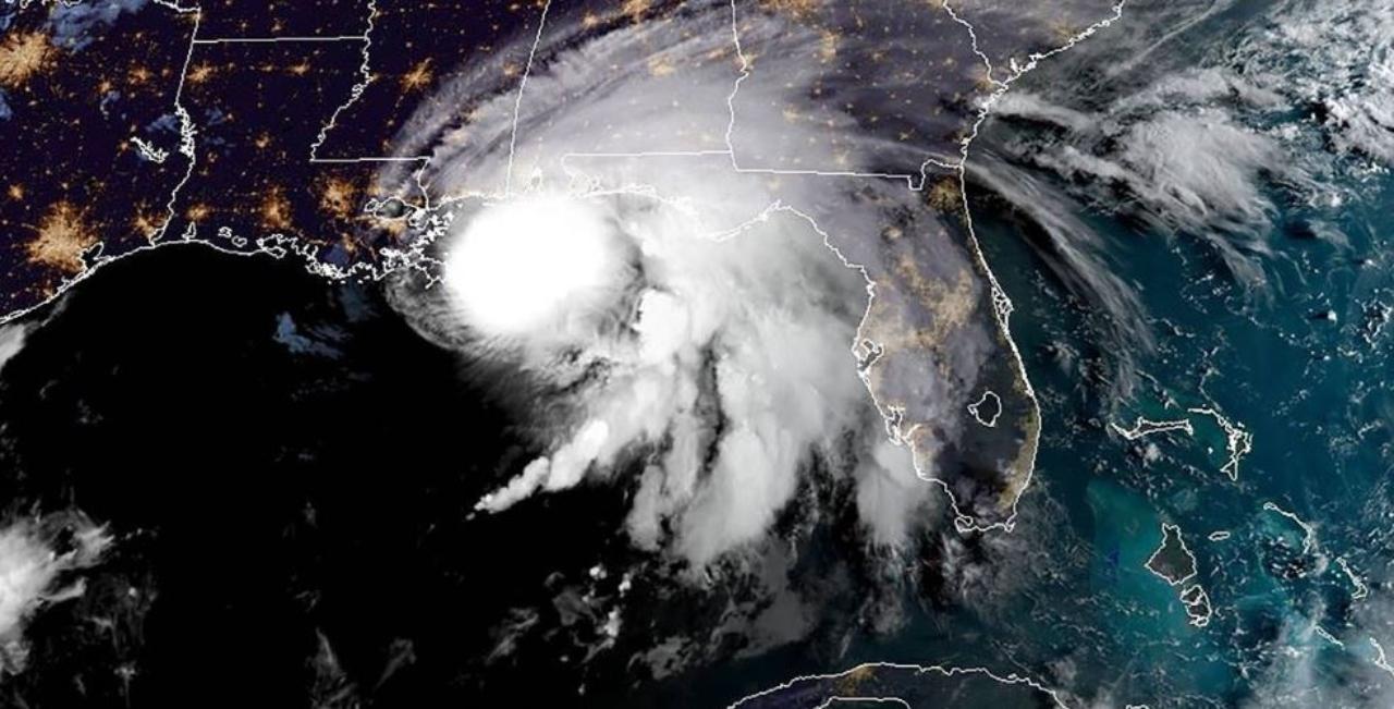 ONU pronto se quedará sin nombres para nombrar huracanes y tormentas tropicales de 2020