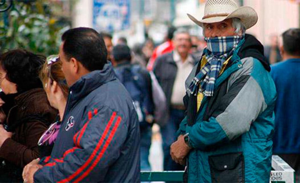 Lluvias y bajas temperaturas dejará el primer frente frío en Honduras este martes