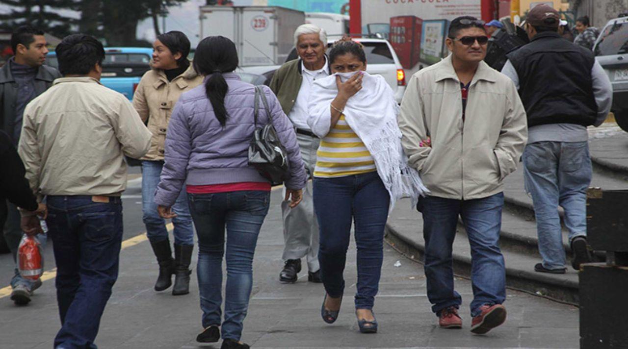 Nuevo frente frío afectará a Honduras el miércoles; pronostican fuertes lluvias