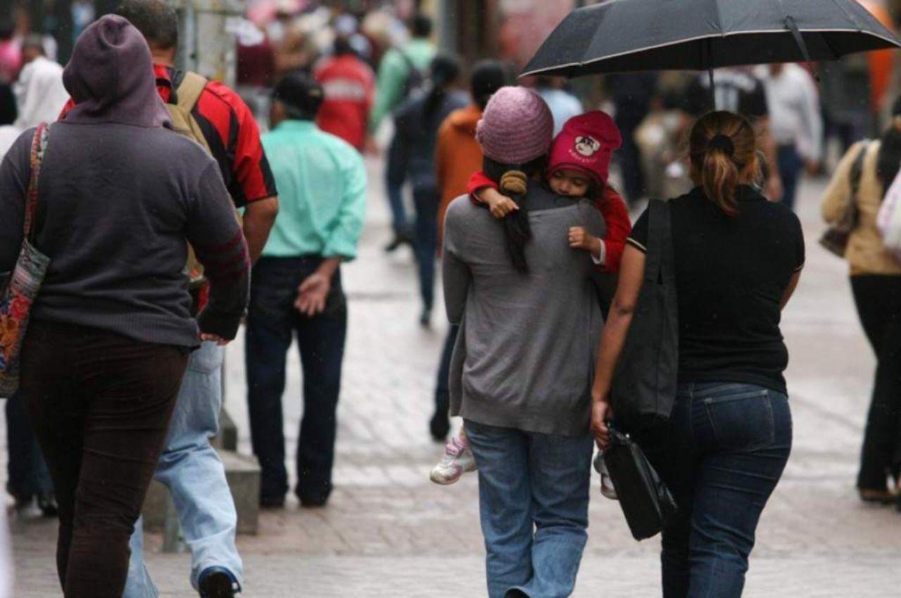 Masa de aire frío dejará lluvias y bajas temperaturas en varias regiones de Honduras