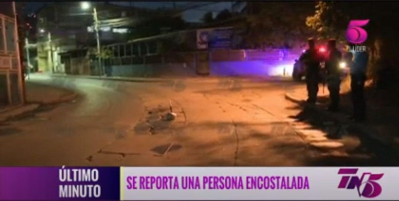 Patrulla Nocturna: De cerdo eran restos que aparecieron encostalados en la capital