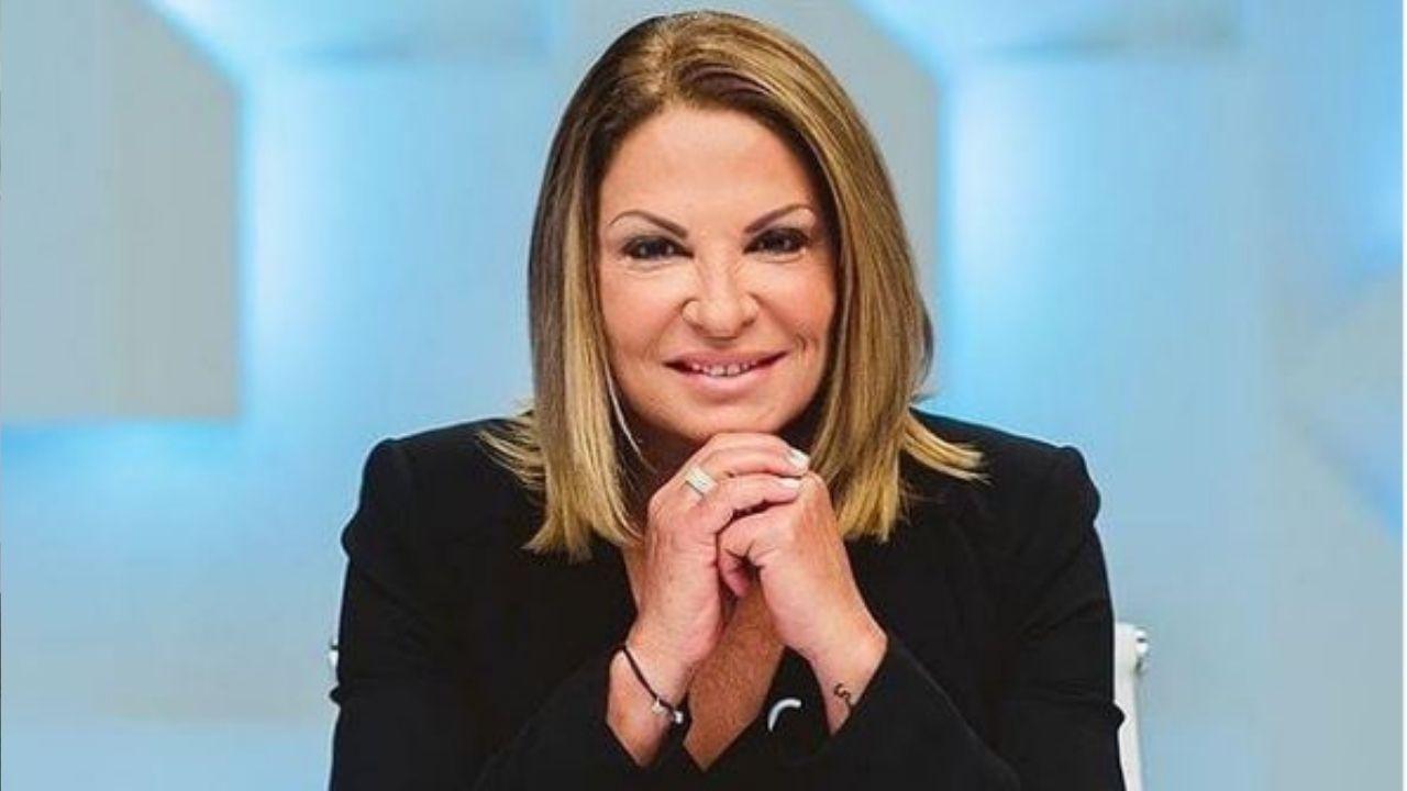 Ana María Polo celebra 20 años en la televisión con nuevos planes para 'Caso Cerrado'