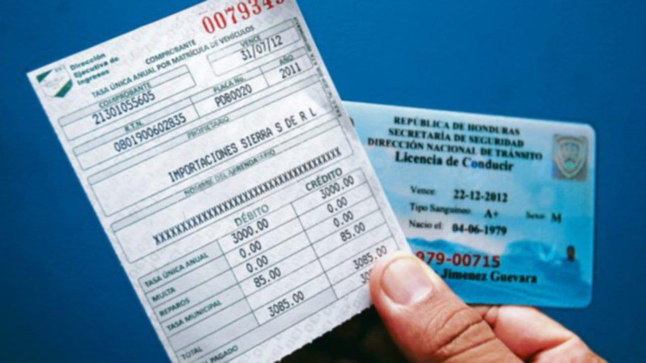 ¡Hay nuevos requisitos para renovar la licencia de conducir en Honduras! Te los detallamos aquí