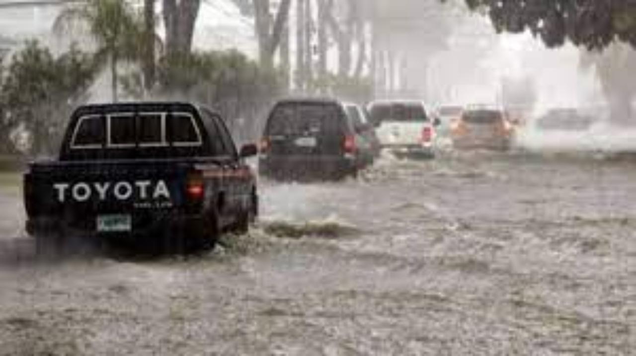 ¡Atención! Lluvias por más de 24 horas pronostican para estas zonas de Honduras