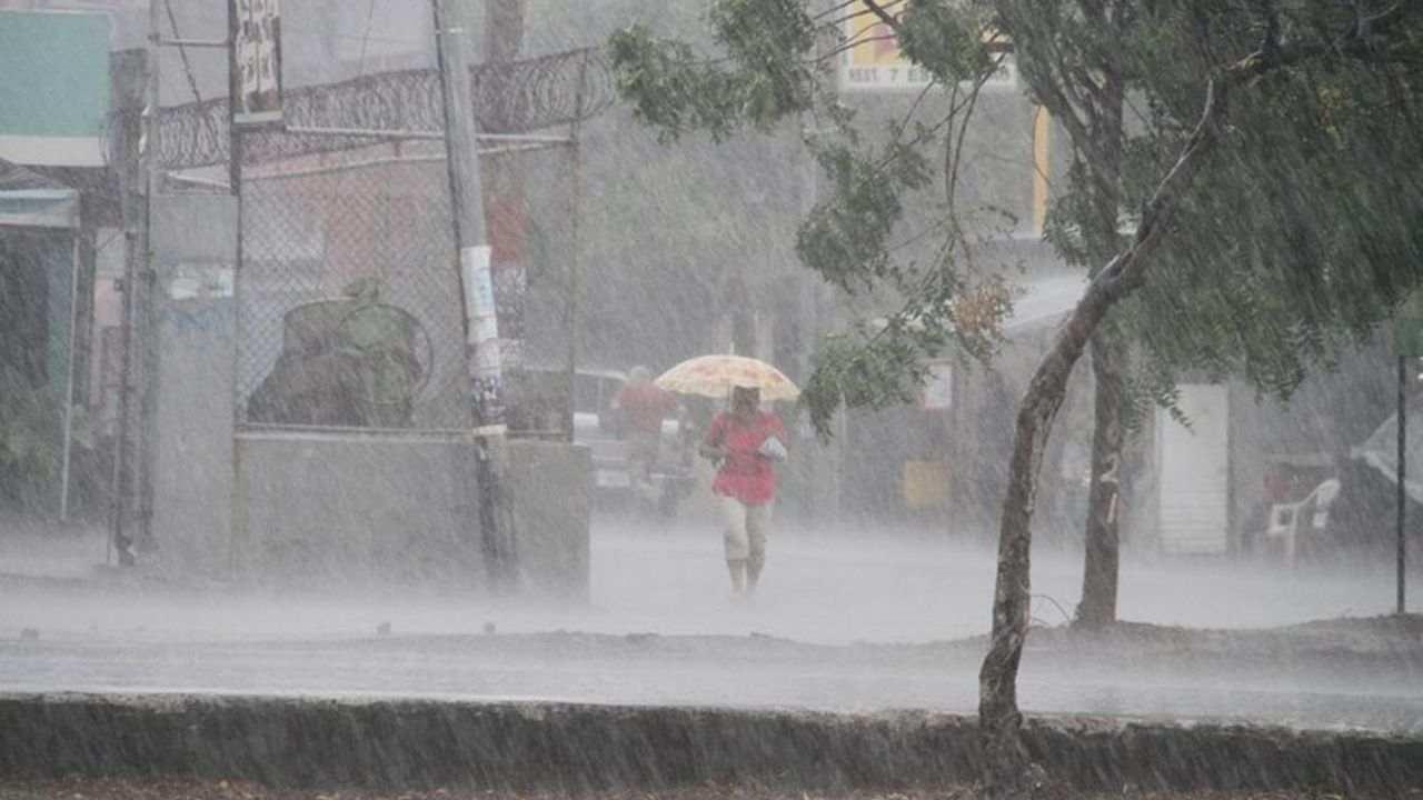 Onda tropical en Honduras dejará fuertes ráfagas de viento con intensas lluvias, principalmente en estas zonas