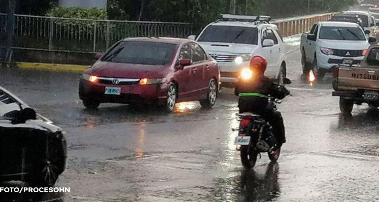 Todo sobre el ingreso de la onda tropical que dejará lluvias en varias zonas de Honduras el fin de semana