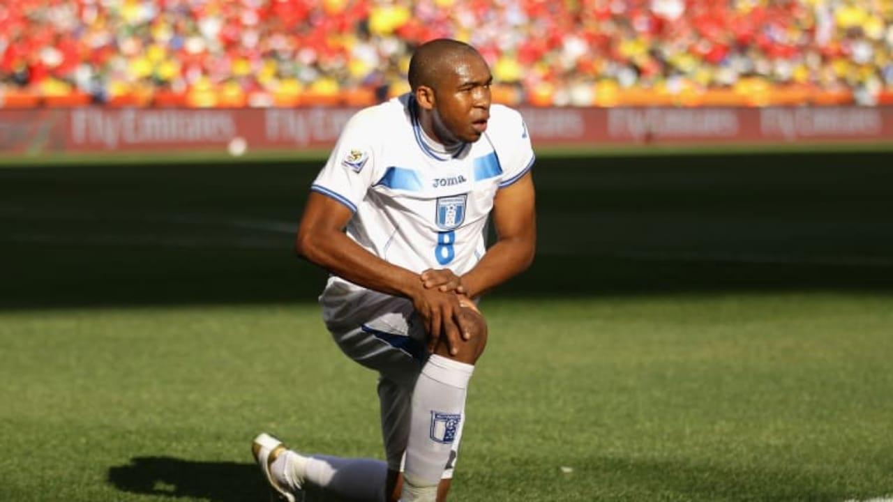 El 11 histórico de la Selección Nacional de Honduras por Wilson Palacios