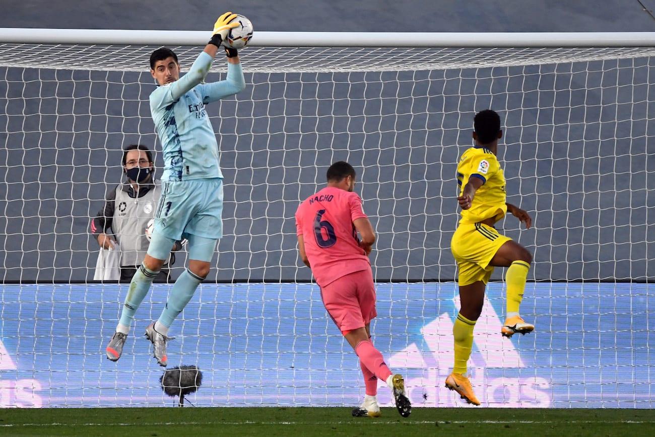 La reacción del Choco Lozano tras triunfo del Cádiz ante el Real Madrid