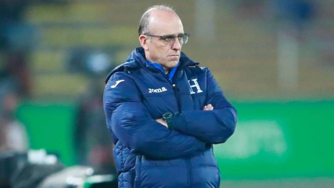 Fabián Coito analiza la derrota de Honduras ante Guatemala destacando aspectos positivos