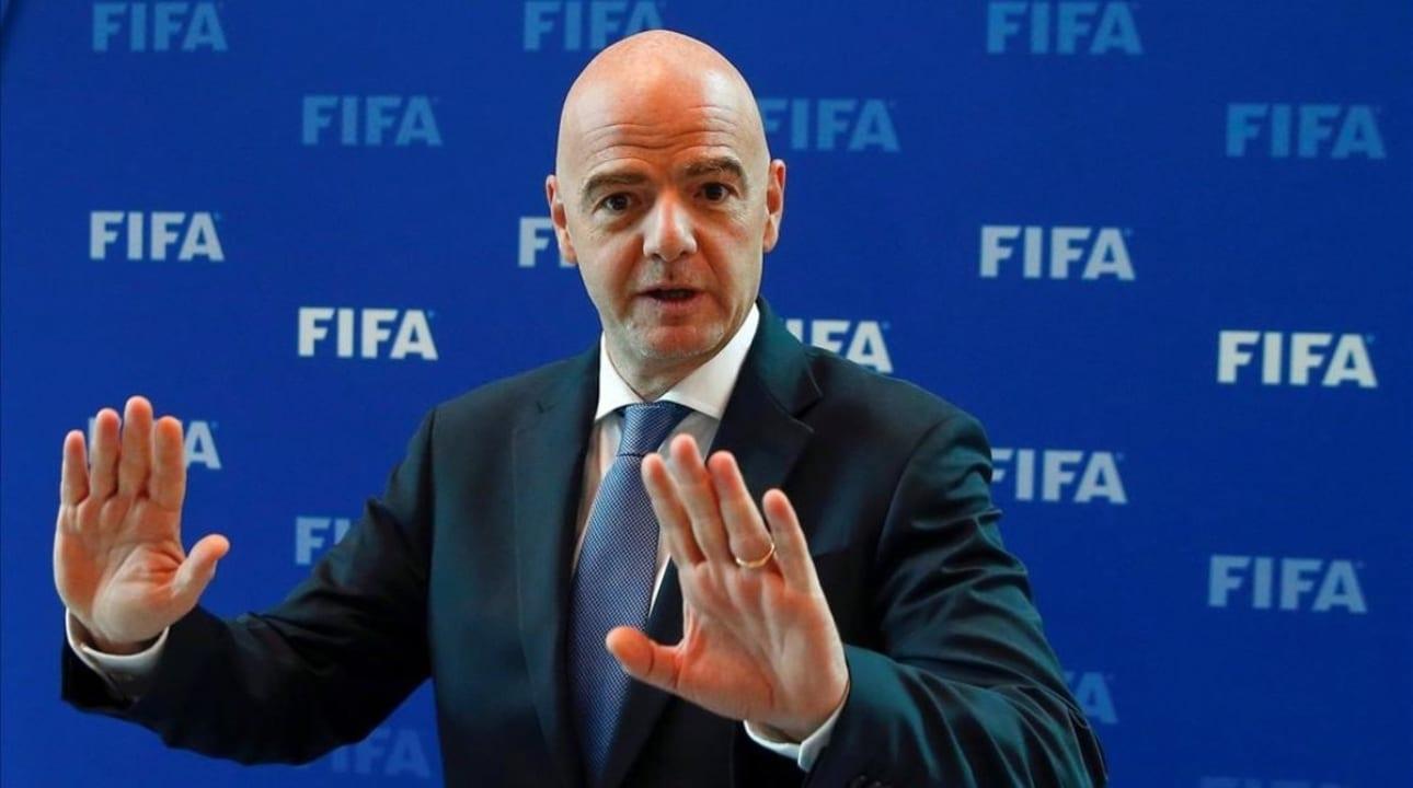 """Gianni Infantino afirma que nuevo Mundial de Clubes reducirá """"distancia"""" con Europa"""