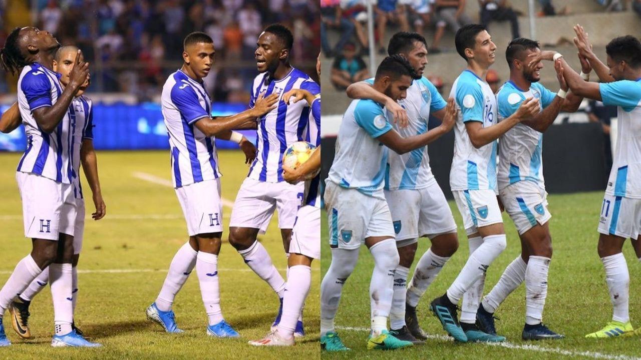 Selección de Honduras vale casi 5 veces más que la de Guatemala, según Transfermarket