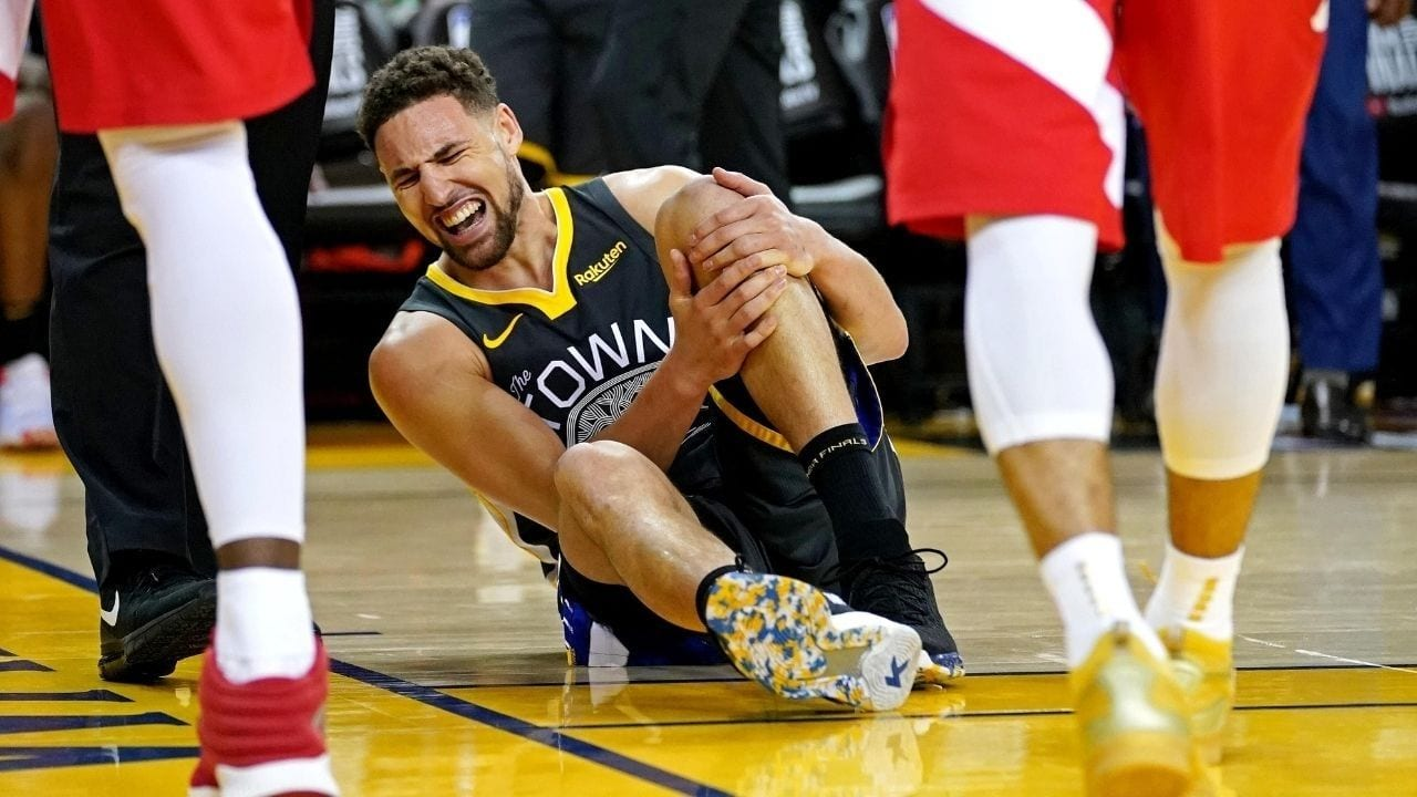 Los Warriors, de la NBA, pierden a una de sus figuras para el resto de la temporada