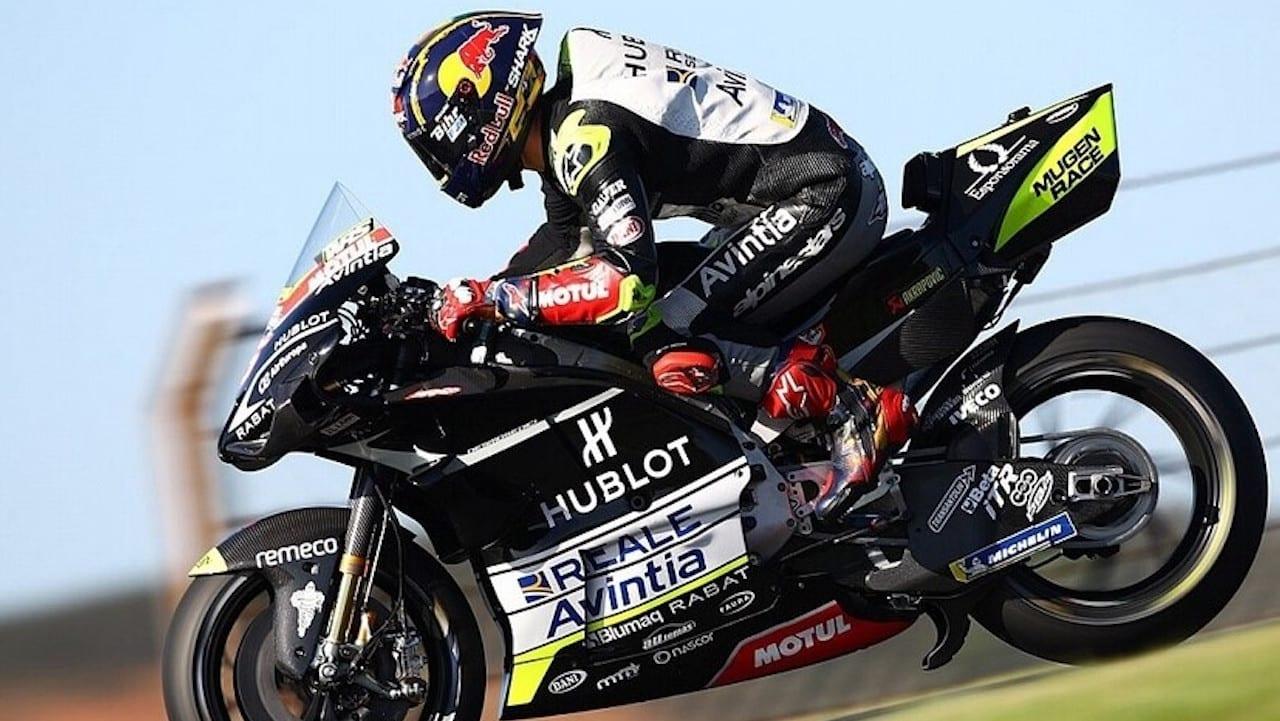 Johann Zarco termina en la cabeza el viernes de Portimao en MotoGP