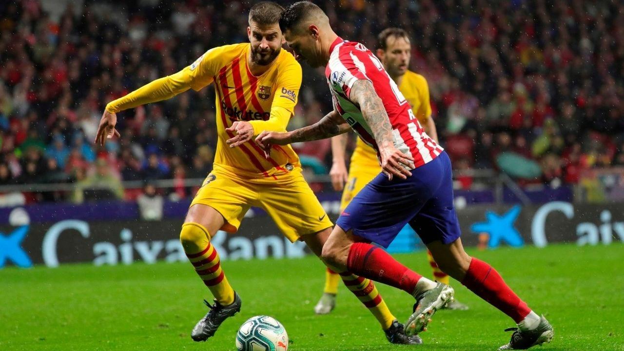 Los 22 datos más relevantes que hacen llamativo el clásico entre Atlético y Barcelona