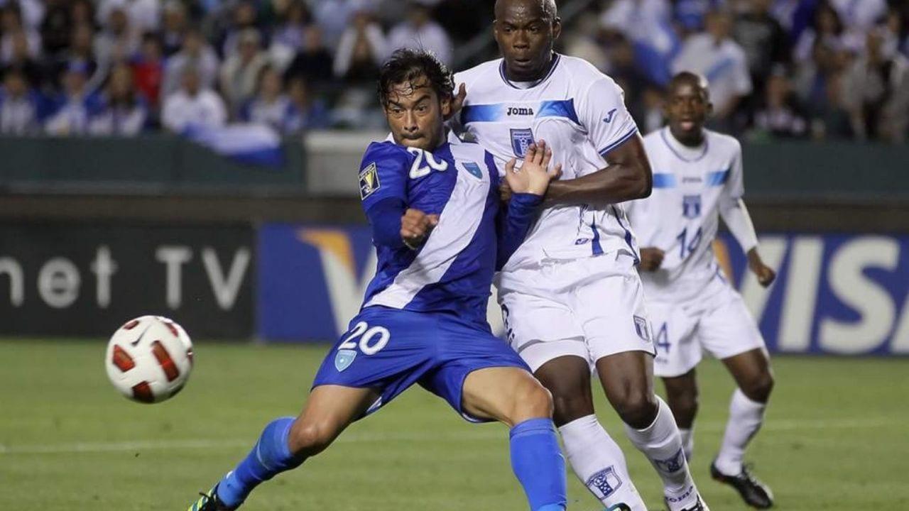 Guatemala vs Honduras, así está la serie entre ambas selecciones de Centramérica
