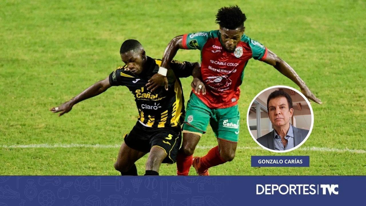 Salvador Nasralla explica si la Liga Nacional debe cancelar la jornada 11 del torneo