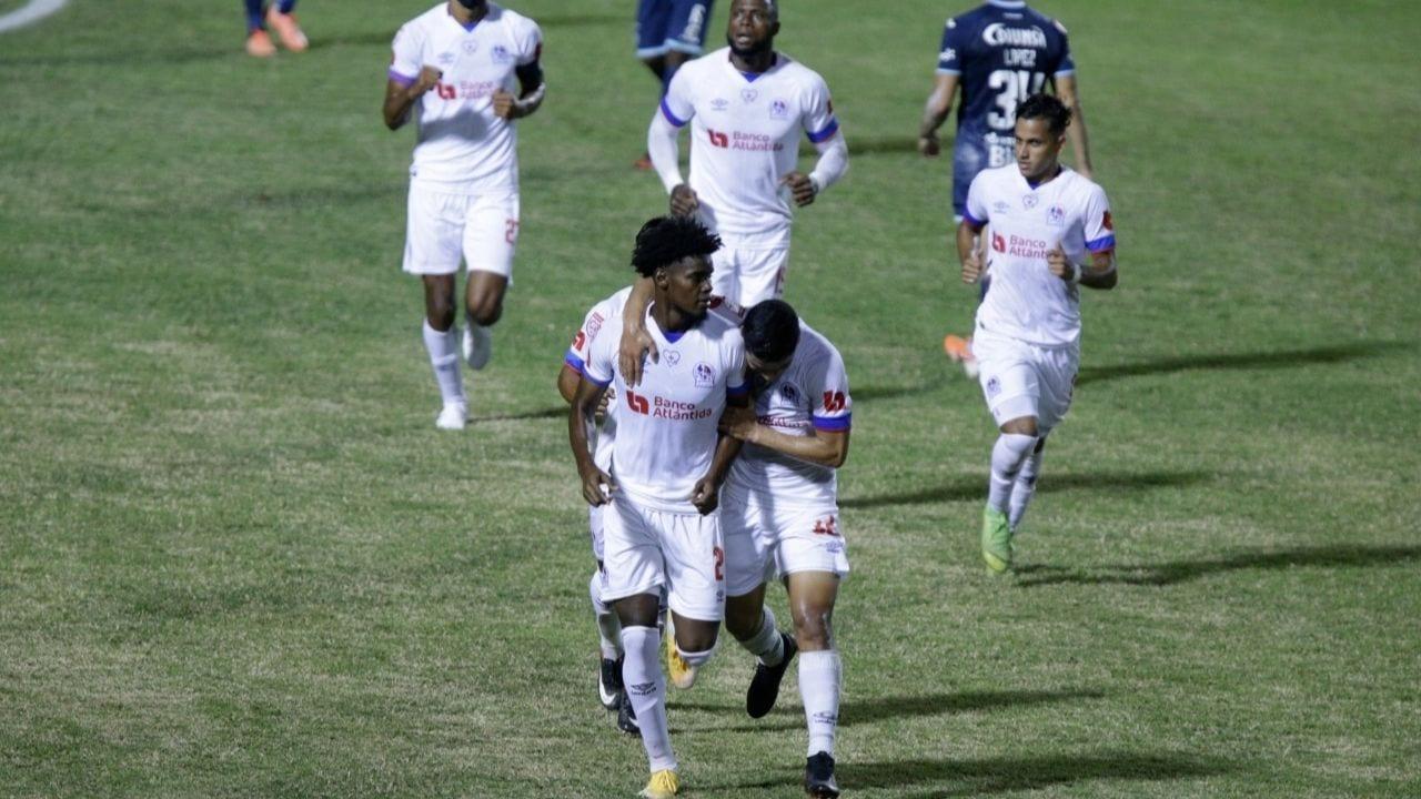 Olimpia derrotó a Motagua y clasifica a semifinales de Liga Concacaf