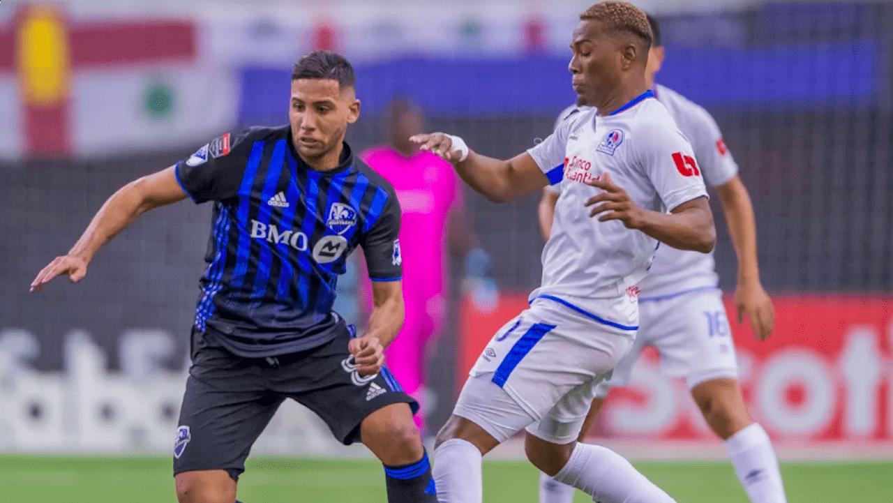 Salvador Nasralla comenta la previa del juego entre Olimpia y Montreal Impact en la Concachampions