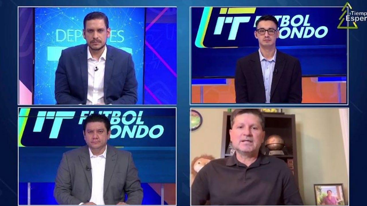 Alex Pineda Chacón sobre el juego de Olimpia: 'Fue una pérdida con sabor a triunfo'