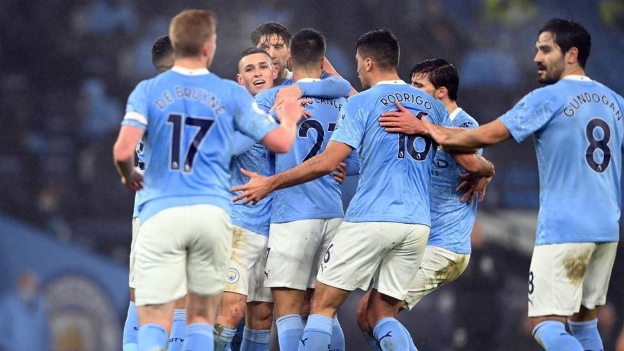 Manchester City ganó con la mínima y se mete en la pelea por la Premier League