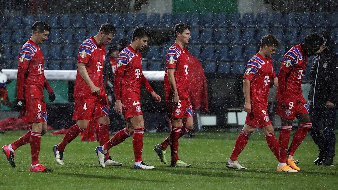 El Kiel, de la segunda categoría, echa al Bayern de la Copa en los penaltis