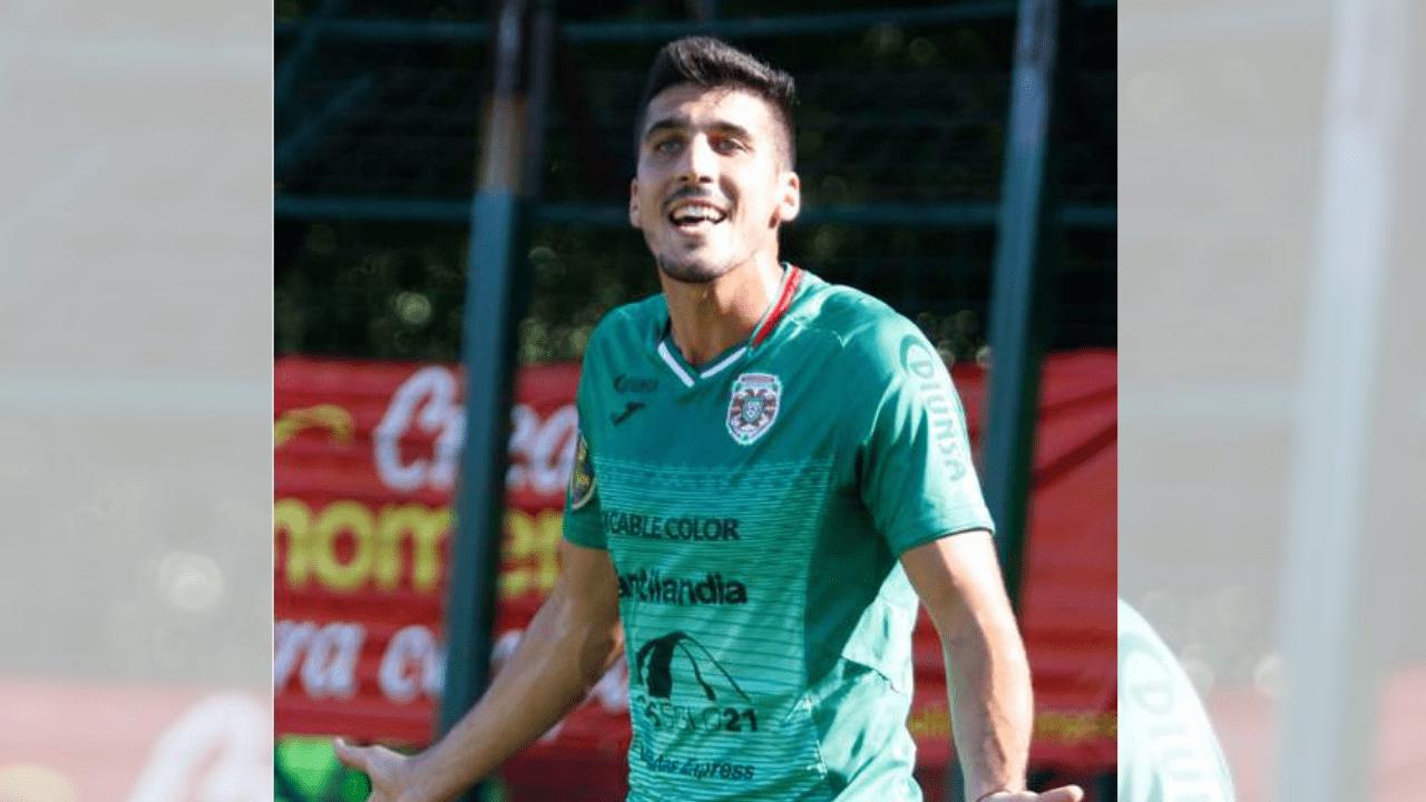 Marathón confirma salida del atacante argentino Bruno Volpi