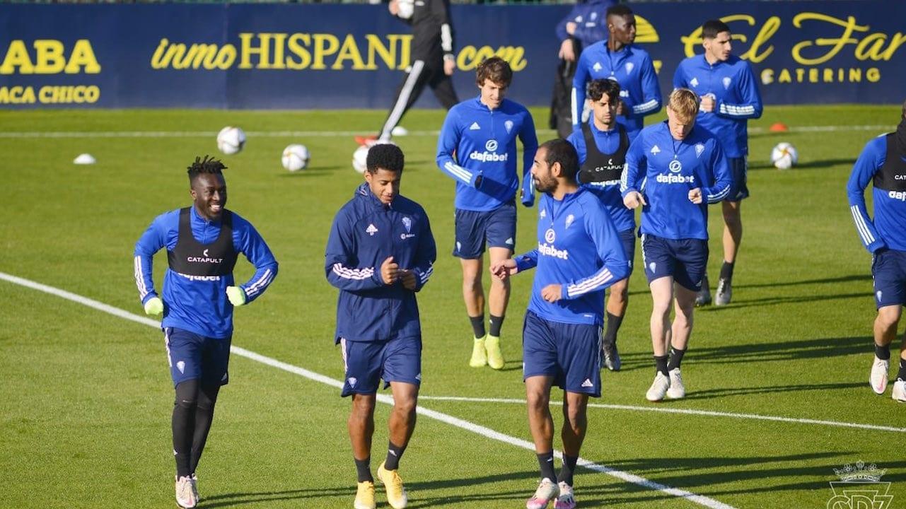Cádiz anuncia convocatoria para el juego ante el Girona por la Copa del Rey, ¿y el Choco?