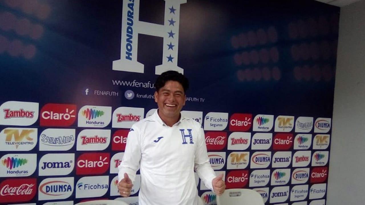 Tilguath, separado de la Sub-20 de Honduras: 'Jugadores, gracias. Mi respeto hacia ustedes'