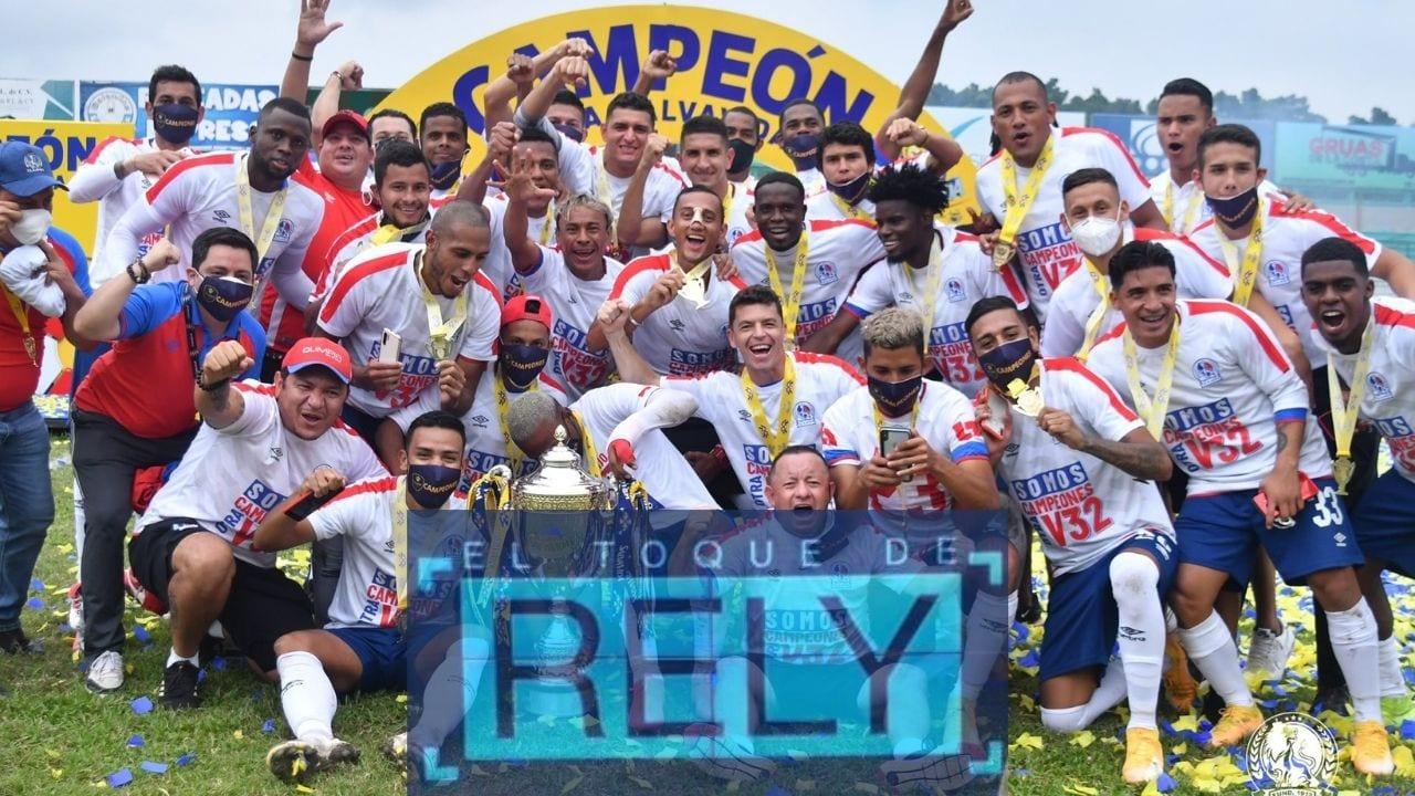 """El Toque de Rely conmemora el título 32 del Olimpia denominado """"La familia del León"""""""