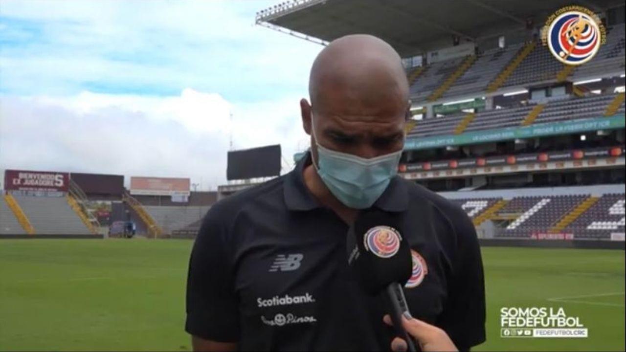 Entrenador de la sub-23 de Costa Rica reconoció la superioridad de Honduras en el segundo juego