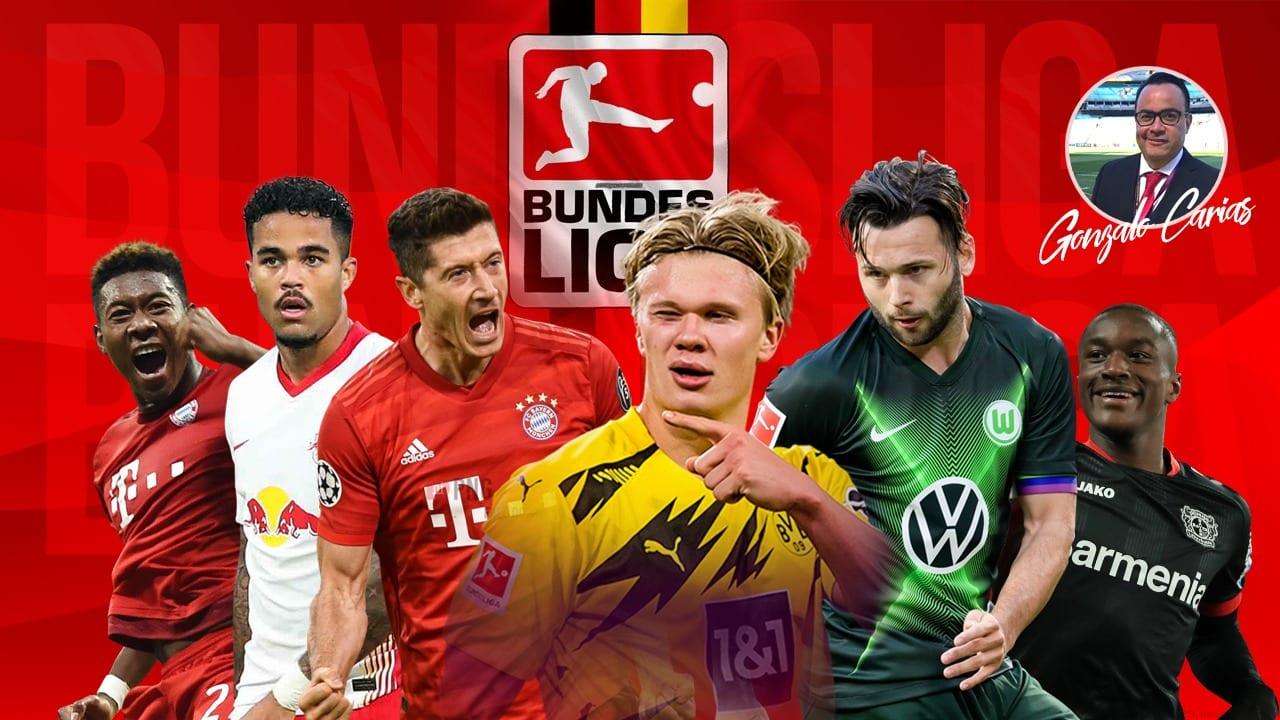 La Bundesliga, la más joven entre las grandes ligas de Europa