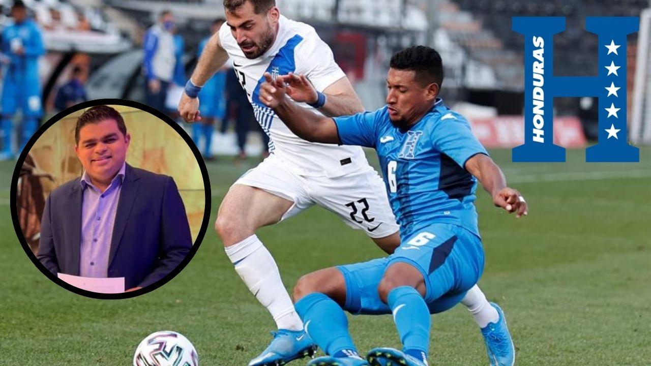 Las conclusiones de Rely Maradiaga después de la derrota de la H contra Grecia