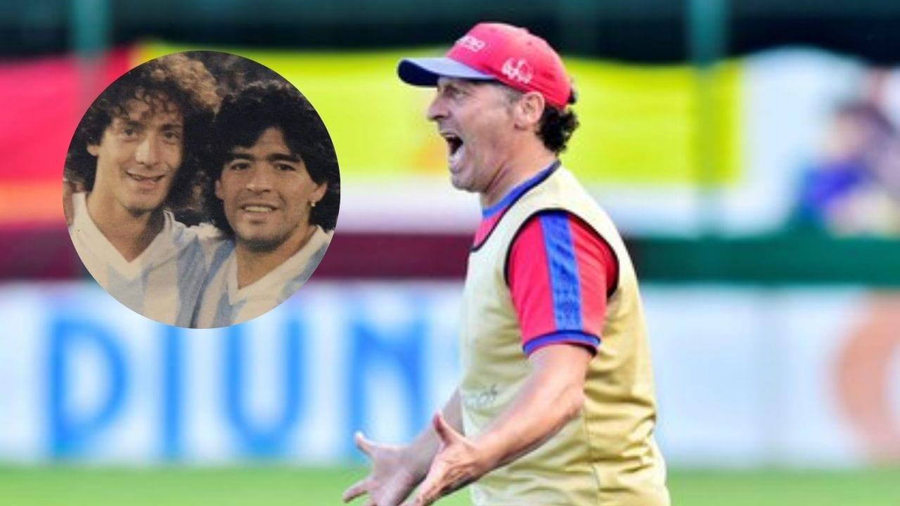Troglio encendido con el entorno de Maradona: Lo que hicieron me generó un odio tan grande